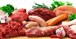 Variados tipos de carnes de ótima procedência e qualidade.