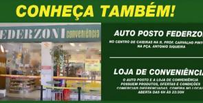 O Auto Posto e nossa loja de Conveniência possuem produtos, ofertas e condições comerciais diferenciadas.Aberto das 6h00 às 23h00.